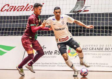 Corinthians Futsal - Taça Brasil 2019