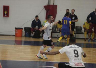 Corinthians Futsal - Taça Brasil