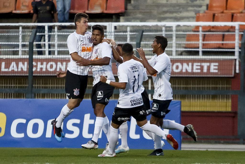 Corinthians Sub-20 Ao Vivo