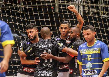 Corinthians - Taça Brasil Futsal