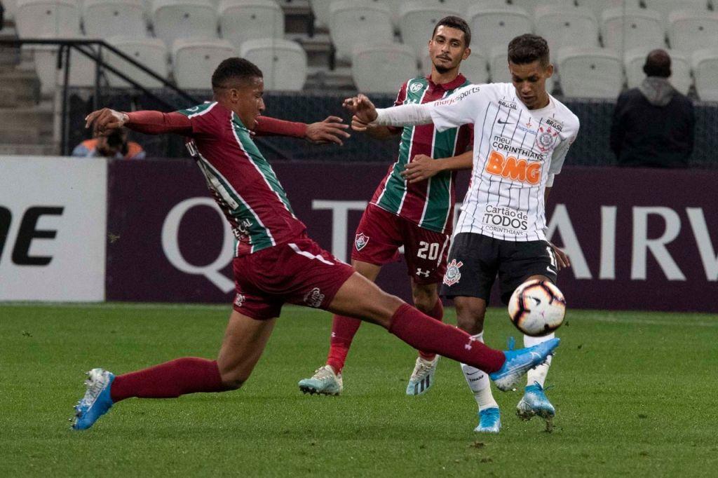 Corinthians x Fluminense - Brasília