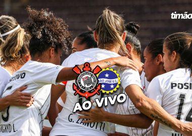 Corinthians x São Jose Ao Vivo Feminino