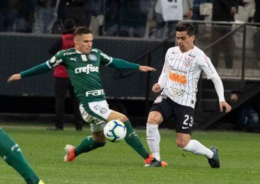 Fagner - Recorde de Audiência em Corinthians 1 x 1 Palmeiras