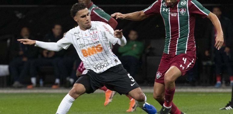 Gabriel - Corinthians 0 x 0 Fluminense