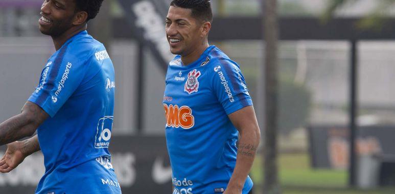 Gil - Ralf - Corinthians