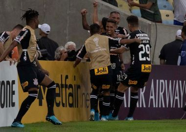 Gol de Pedrinho - Fluminense 1 x 1 Corinthians