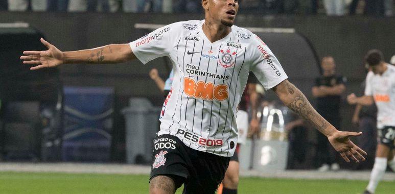 Gustagol - Corinthians