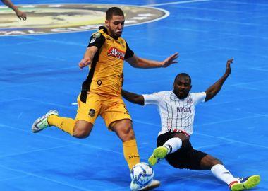 Magnus Sorocaba x Corinthians - Mundial de Futsal