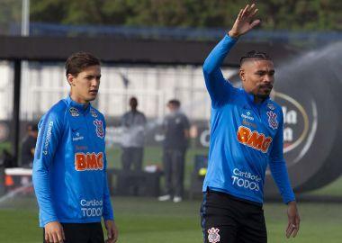 Mateus Vital - Junior Urso - Corinthians
