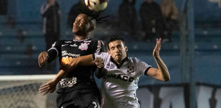 Matheus Jesus - Corinthians na Sul-Americana 2019