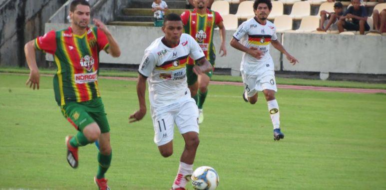 Negueba - Globo FC
