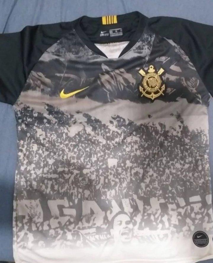 Nova Camisa Corinthians - Internet