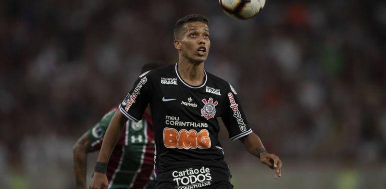 Pedrinho - Fluminense 1 x 1 Corinthians