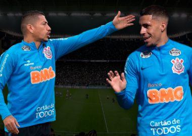 Ralf ou Gabriel - Quem será titular no Corinthians