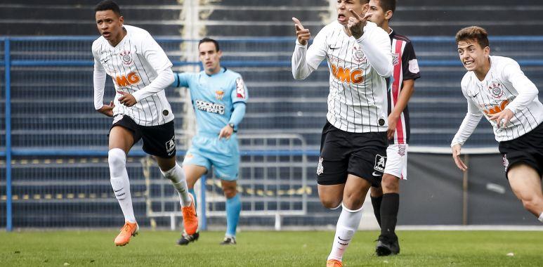 Thalisson - Corinthians Sub-17