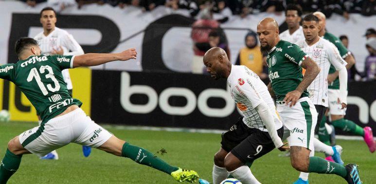 Vagner Love - Corinthians 1 x 1 Palmeiras