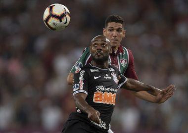 Vagner Love - Fluminense 1 x 1 Corinthians