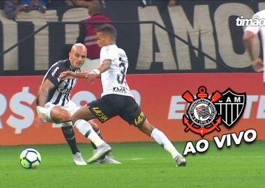 Assistir Corinthians x Atlético-MG Online