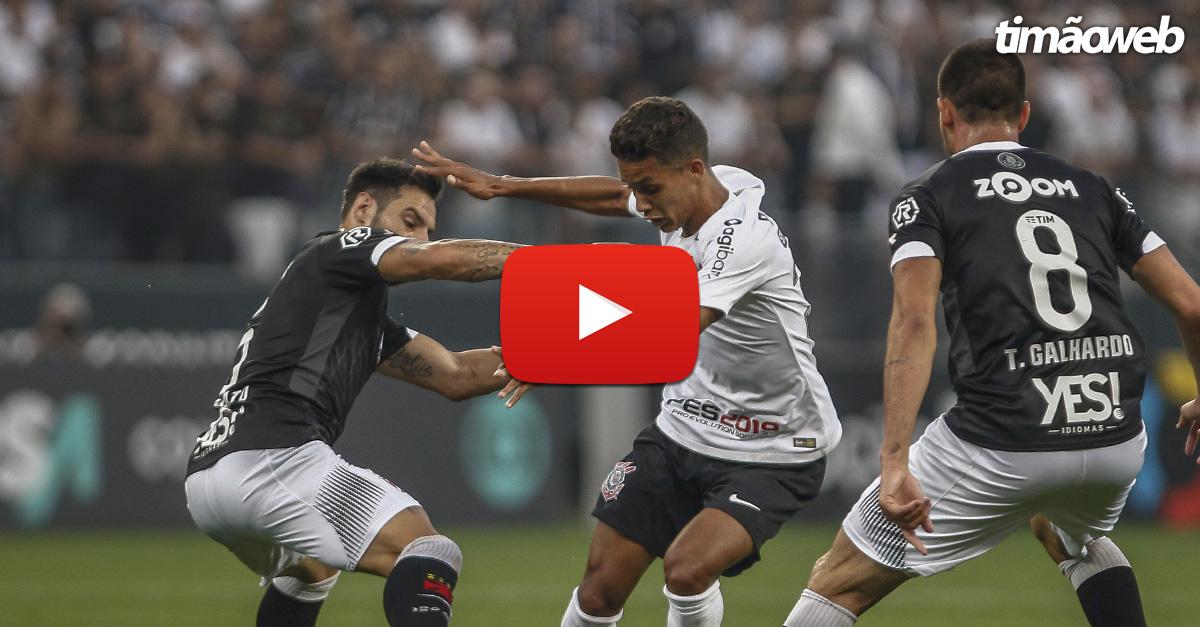 Assistir Corinthians x Vasco Ao Vivo