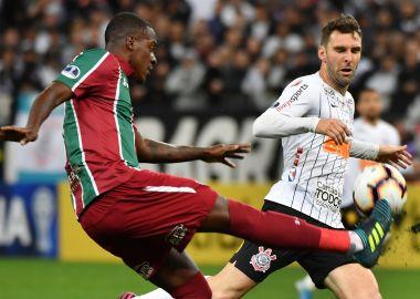 Boselli - Corinthians x Fluminense