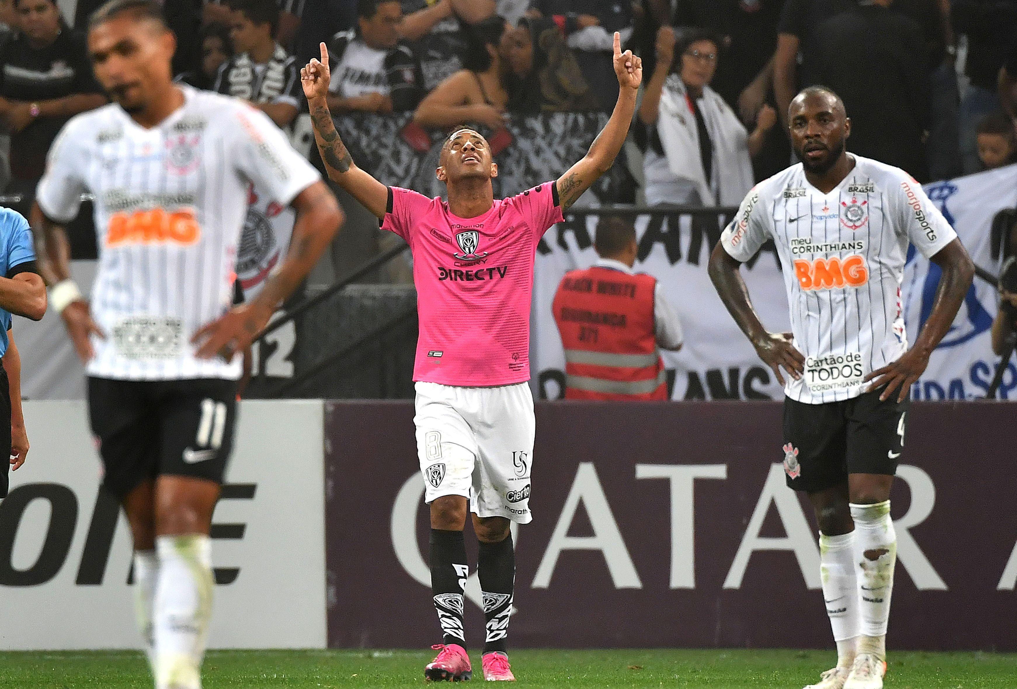 Corinthians 0 x 2 Independiente Del Valle