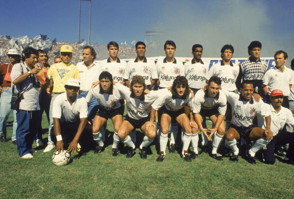 Corinthians - Campeão Brasileiro 1990