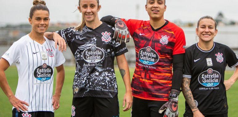 Corinthians Feminino - Estrella Galicia