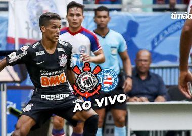 Corinthians x Bahia Ao Vivo