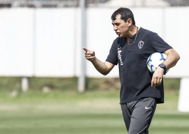 Fabio Carille - Corinthians - 12 de setembro