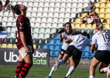 Flamengo 1 x 2 Corinthians - Brasileirão Feminino