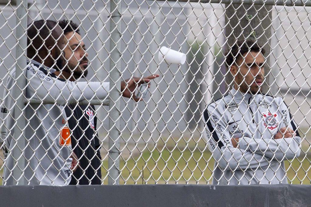 Gabriel retorna ao Corinthians