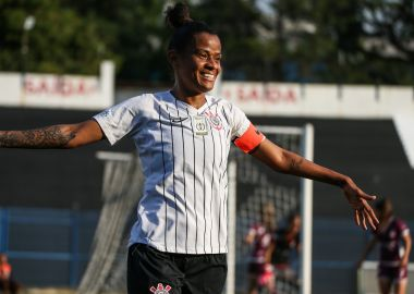 Grazi - Corinthians x Juventus Feminino