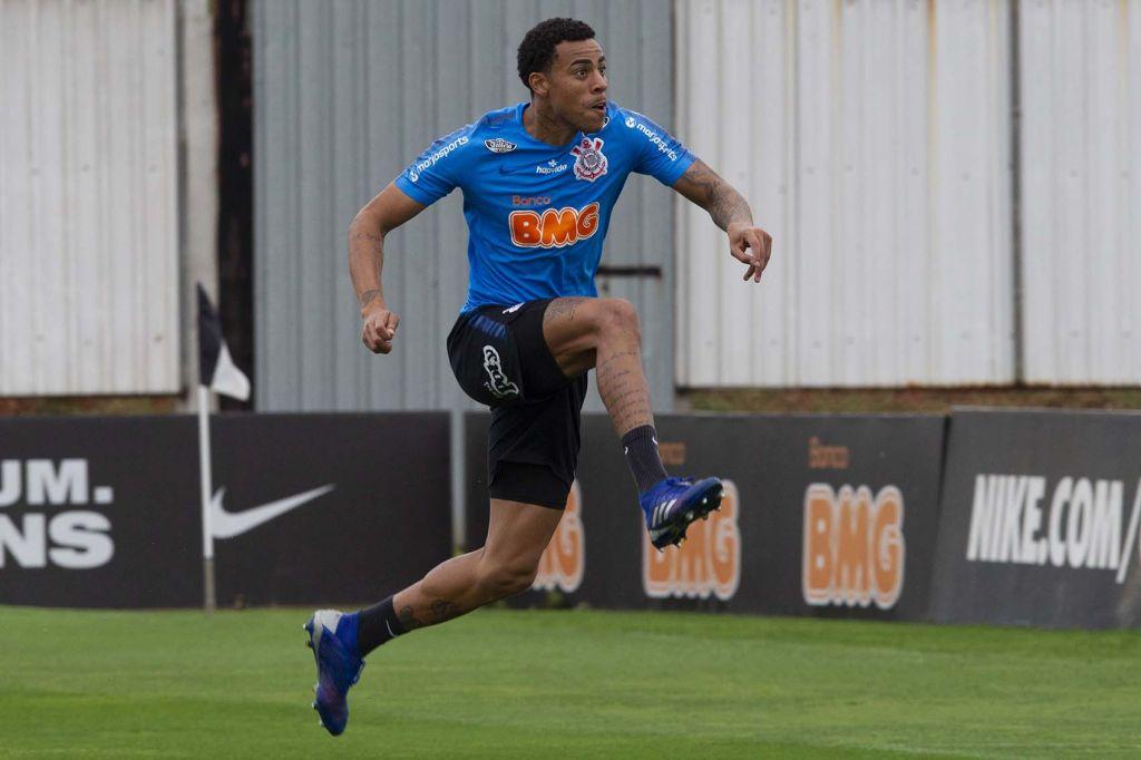 Gustavo - Corinthians