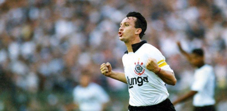 Neto - Corinthians - Campeão Brasileiro 1990