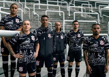 Nova Camisa 3 - NIke Corinthians