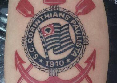 Tatuagem do Corinthians