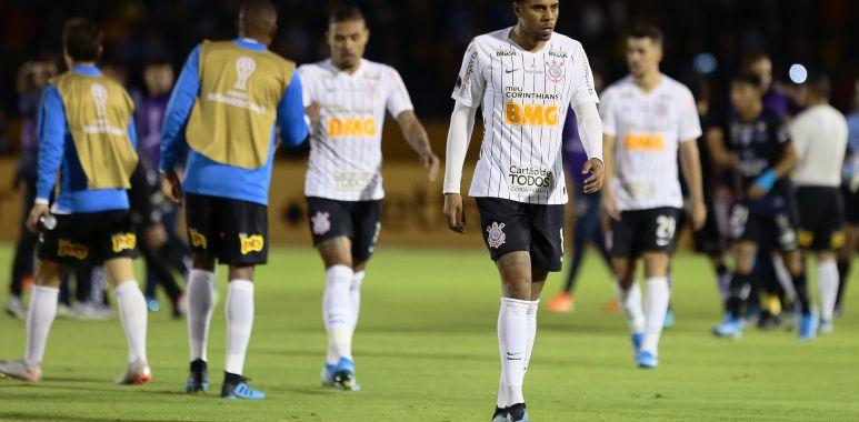 Del Valle 2 x 2 Corinthians - Copa Sul-Americana