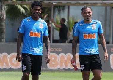 Gil - Junior Urso - Corinthians