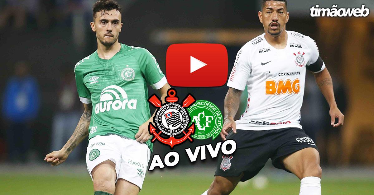 Assistir Chapecoense x Corinthians Ao Vivo