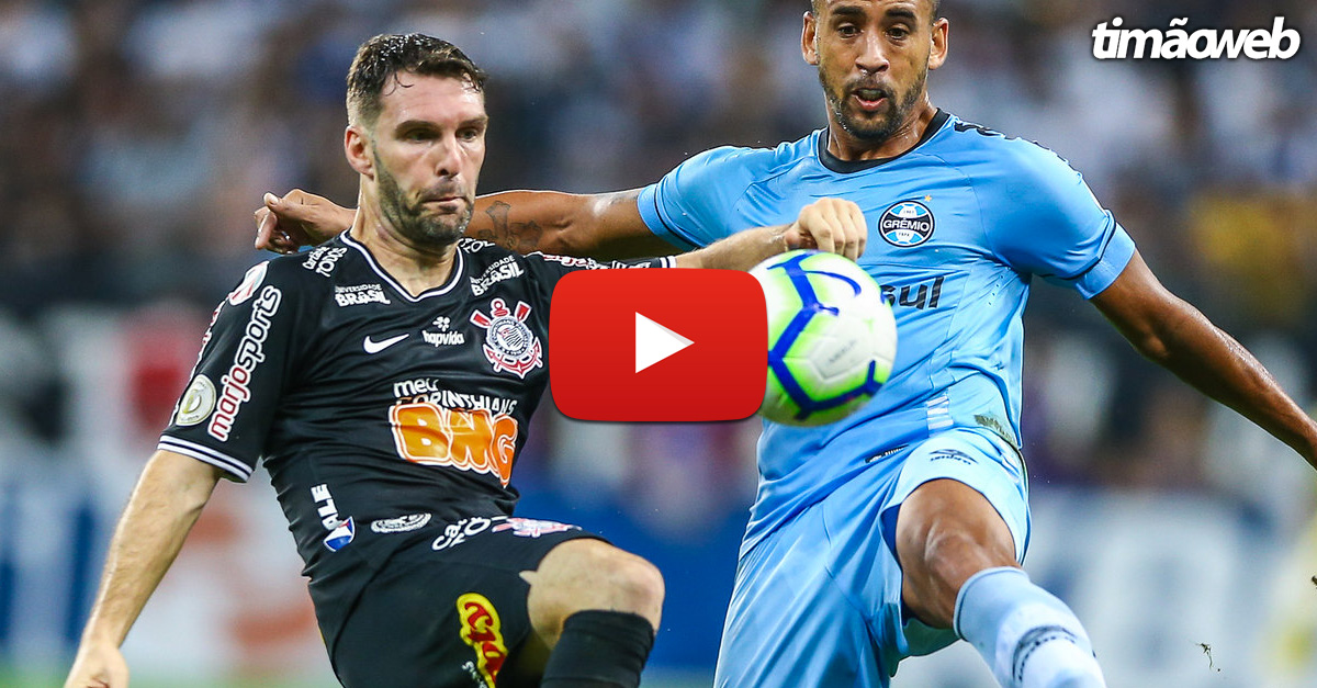 Assistir Grêmio x Corinthians Ao Vivo