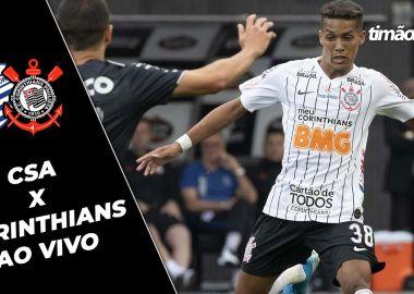 CSA x Corinthians Ao Vivo