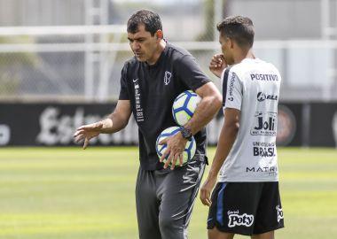 Carille - Pedrinho - Corinthians
