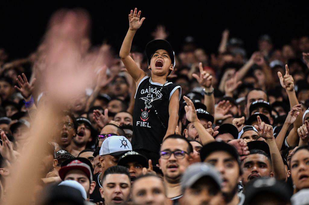 Corinthians Ao Vivo - Torcida