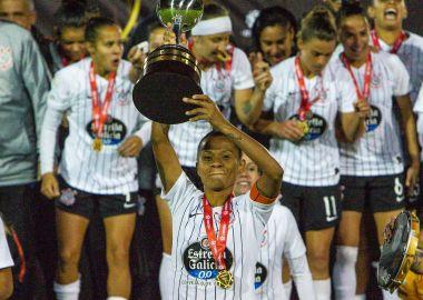 Corinthians - Campeão Libertadores Feminina