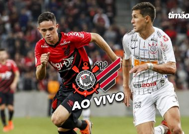 Corinthians x Athletico-PR Ao Vivo