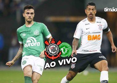 Corinthians x Chapecoense Ao Vivo