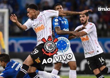 Corinthians x Cruzeiro Ao Vivo