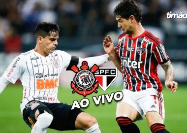 Assistir Corinthians x São Paulo Ao Vivo