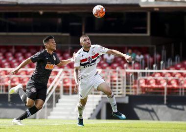 Corinthians x São Paulo - Sub-20