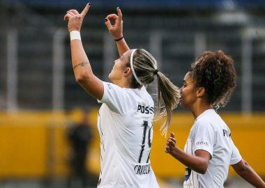 Crivellari - Corinthians Feminino - Libertadores